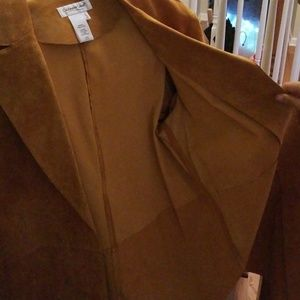 Coldwater Creek Jackets & Coats - 100% Leather